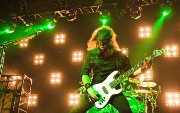 Dave Ellefson (Megadeth): Mega-brother