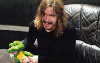 Микаэл Окерфельдт (Opeth): Подарки для крокодила Гены