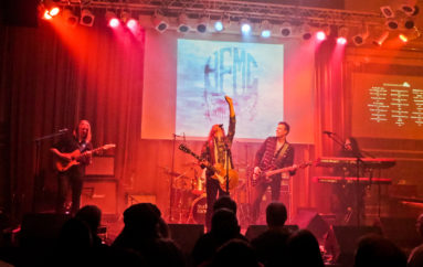 Sweden Prog Fest-2015, Day One: the Queen, the Warriors and the Companions