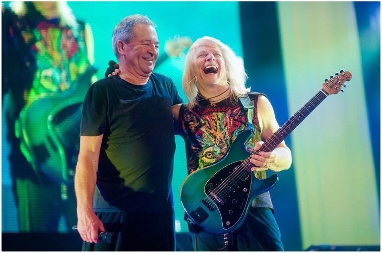 Deep Purple: Огонь, вода и большие экраны