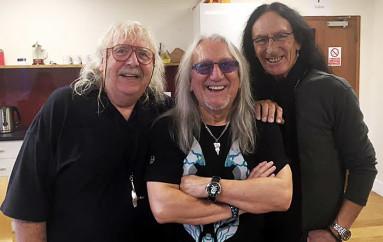 Кен Хенсли (Uriah Heep): One way or another