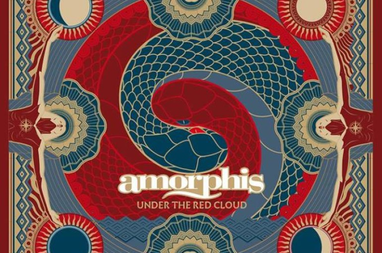 Amorphis «Under The Red Cloud» (2015)