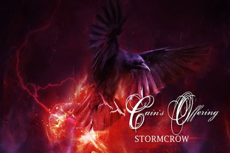 Cain's Offering «Stormcrow» (2015)