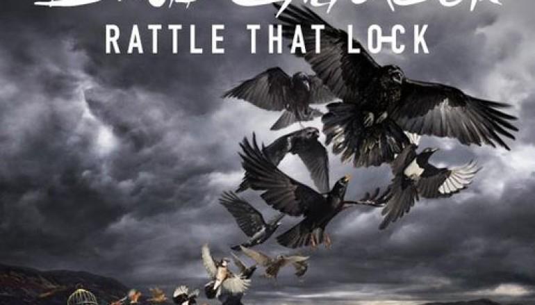 David Gilmour «Rattle That Lock» (2015)