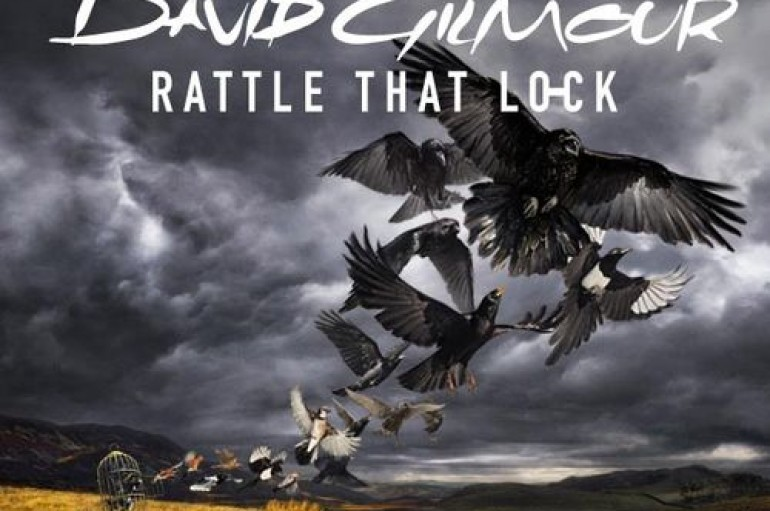 David Gilmour «Rattle That Lock» (2015)
