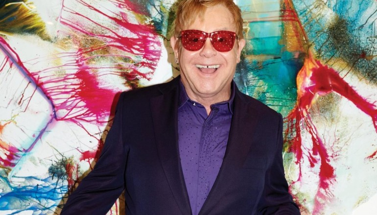 Elton John «Wonderful Crazy Night» (2016)