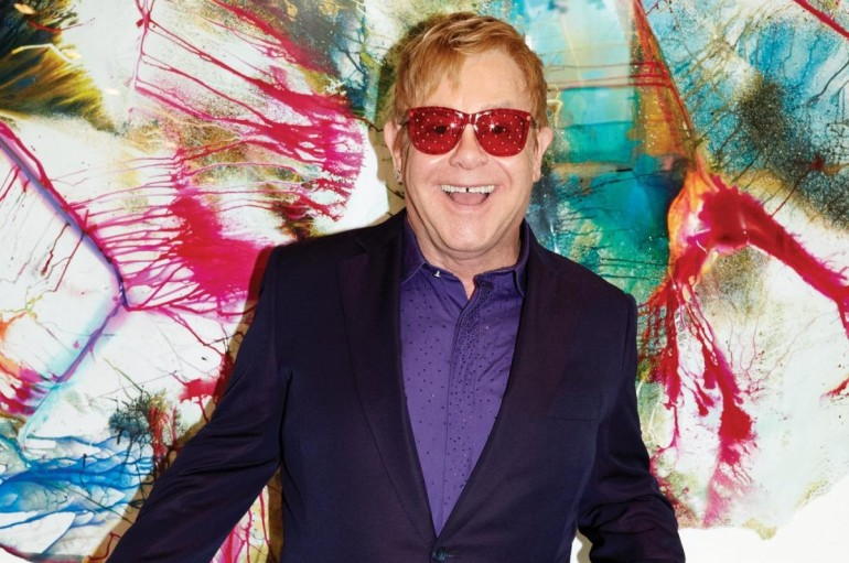 Elton John «Wonderful Crazy Night» (2016)