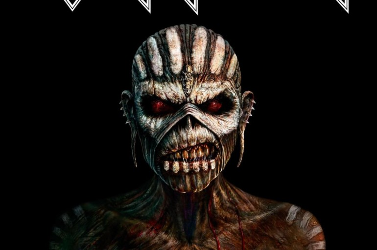 Iron Maiden «The Book Of Souls» (2015)