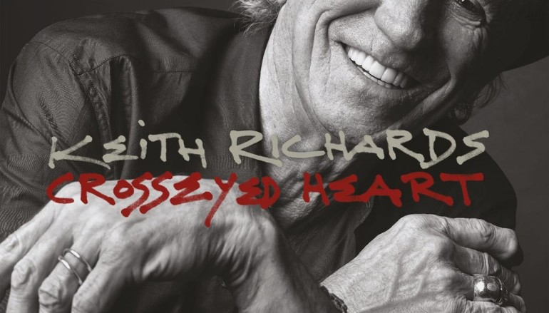 Keith Richards «Crosseyed Heart» (2015)