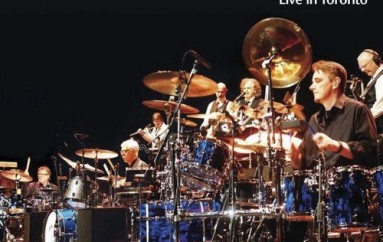 "King Crimson ""Live In Toronto"" (2 CD, 2016)"
