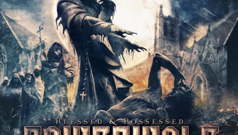 Powerwolf «Blessed And Possessed» (2015, 2 CD)