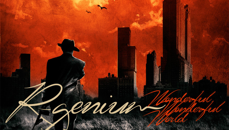 R-Genium «Wonderful Wonderful World» (2015)