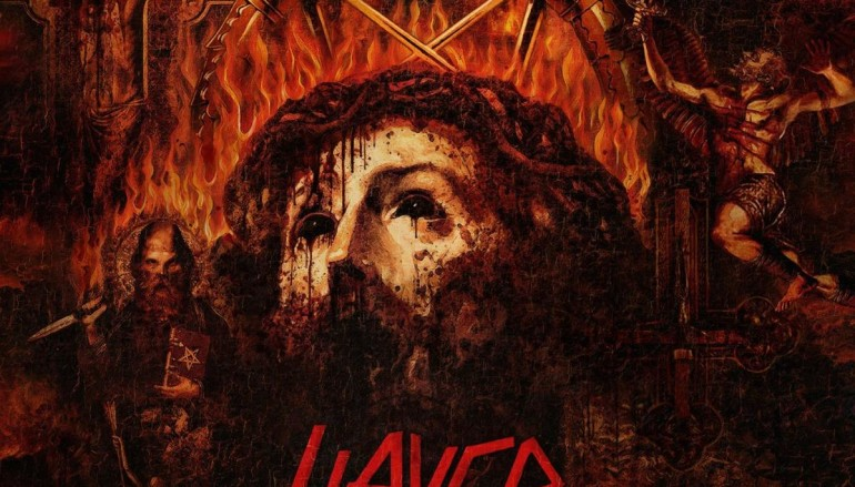 "Slayer ""Repentless"" (2015)"