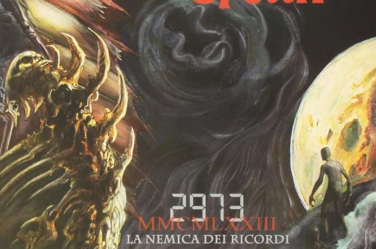 """Spettri """"2973 La Nemica dei Ricordi"""" (2015)"""