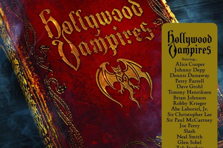 The Hollywood Vampires «The Hollywood Vampires» (2015)