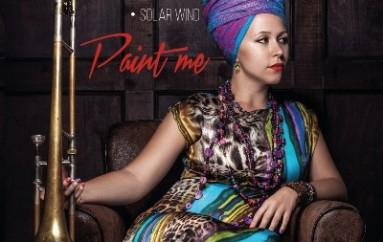 """Алевтина Полякова & Solar Wind """"Paint Me"""" (2015)"""