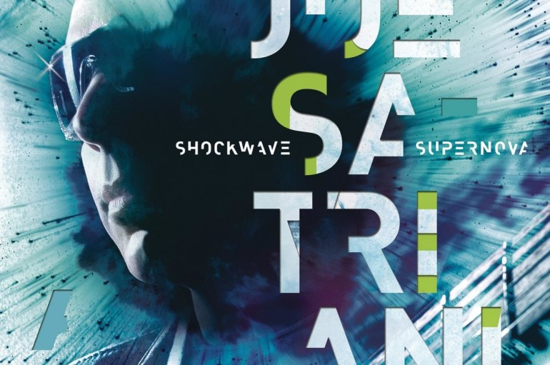 Joe Satriani «Shockwave Supernova» (2015)