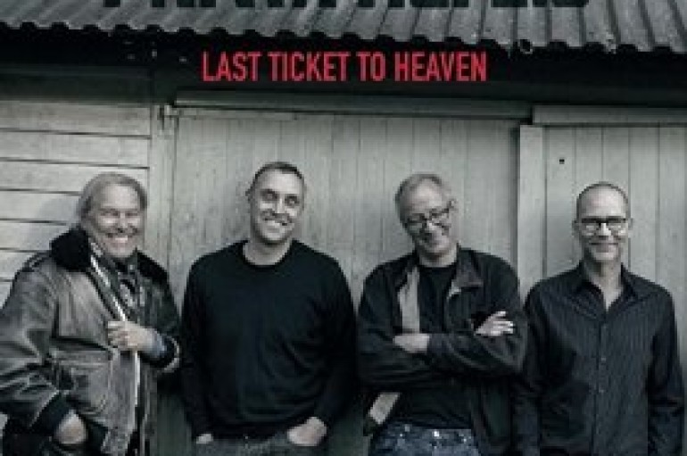 Panta Rei 2.0 «Last Ticket To Heaven» (2016)