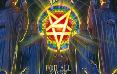 Anthrax «For All Kings» (2016)