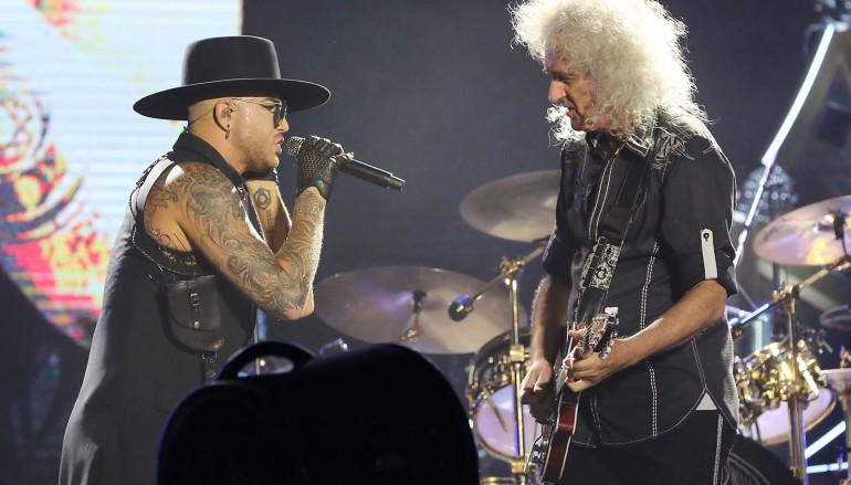 Queen + Adam Lambert: Вопреки скептикам