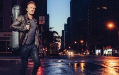 Sting «57th & 9th» (2016)