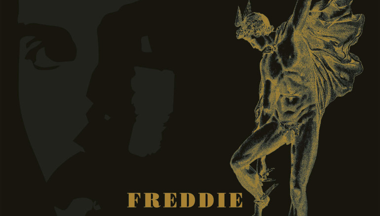 Freddie Mercury «Messenger of the Gods: The Singles Collection» (2CD, 2016)