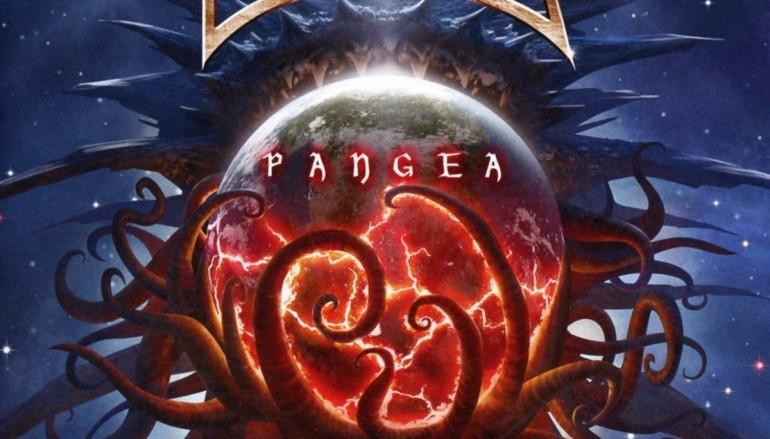 Paradox «Pangea» (2016)
