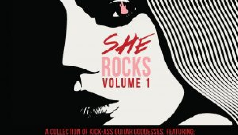 v/a «She Rocks. Volume 1» (2017)