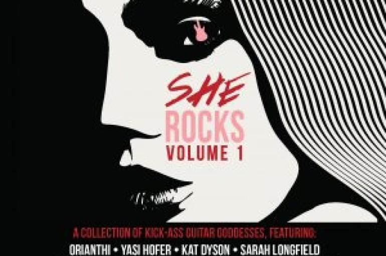 v/a«She Rocks. Volume 1» (2017)