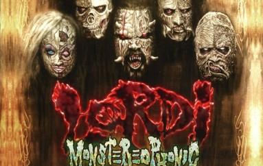 Lordi  «Monstereophonic: Theaterror vs. Demonarchy» (2016)