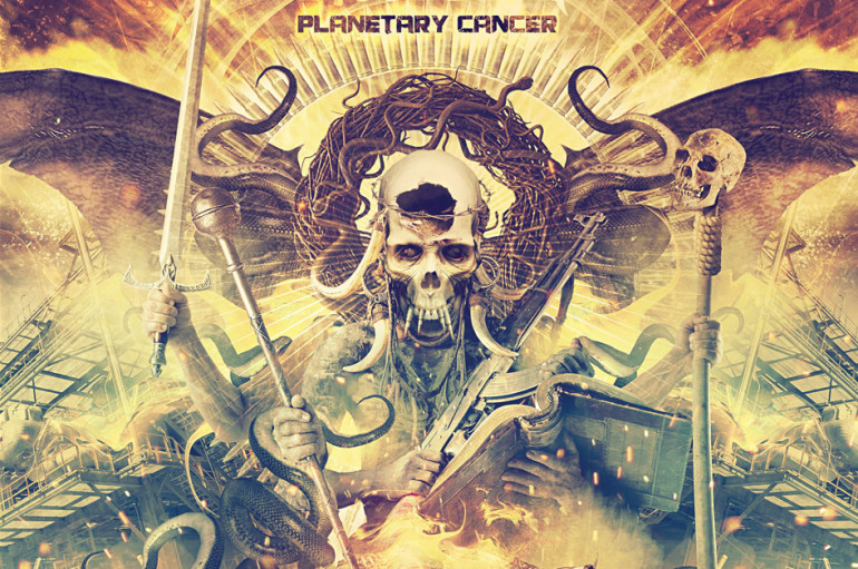 Dissector «Planetary Cancer» (2016)