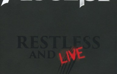 Accept  «Restless and Live – Blind Rage – Live In Europe 2015» (2 CD, 2017)