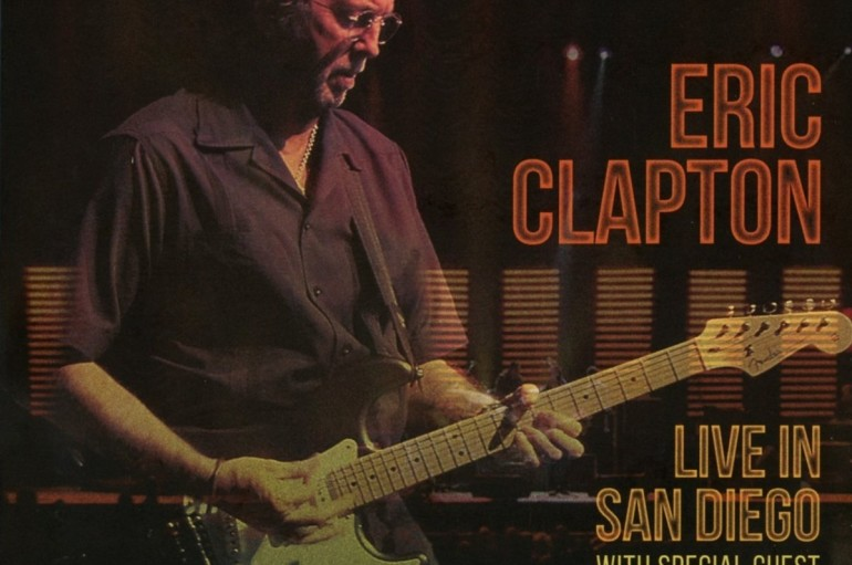 Eric Clapton «Live in San Diego» (2 CD, 2016)