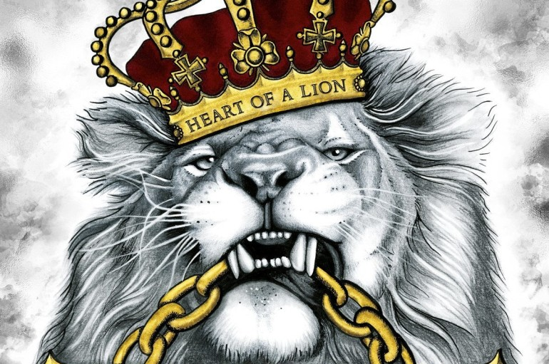 FrontBack «Heart of a Lion» (2017)