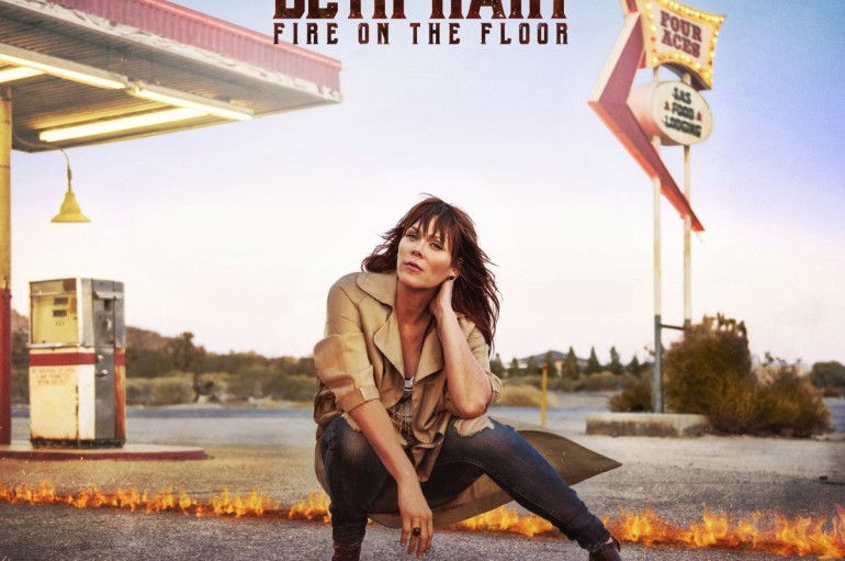 Beth Hart «Fire On The Floor» (2016)