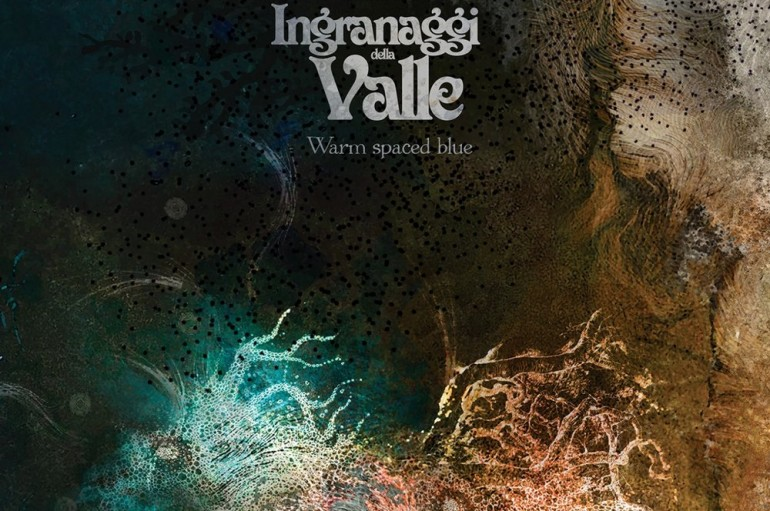 "Ingranaggi Della Valle ""Warm Spaced Blue"" (2016)"