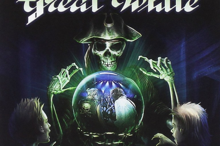 Jack Russell's Great White «He Saw It Comin'» (2016)