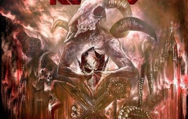 Kreator  «Gods of Violence» (2017)