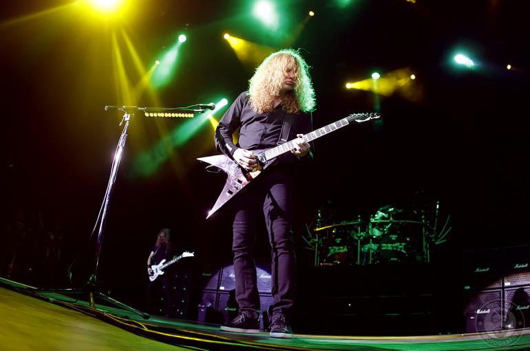 Megadeth: Коротко и качественно