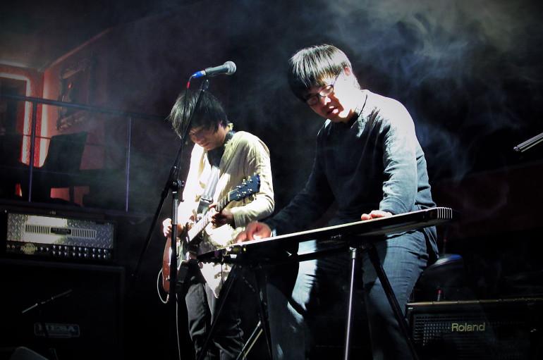 Zhaoze на Post-Rock Fest: Спокойствие и умиротворение