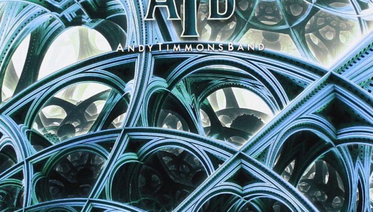 Andy Timmons Band «Theme from a Perfect World» (2016)