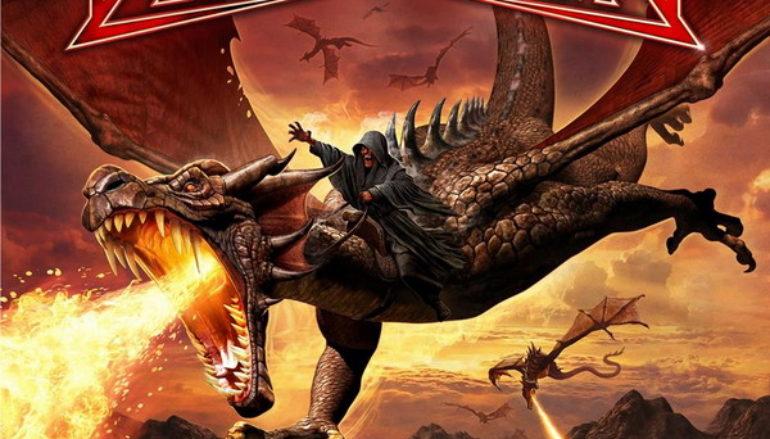 Bloodbound «War of the Dragons» (2017)