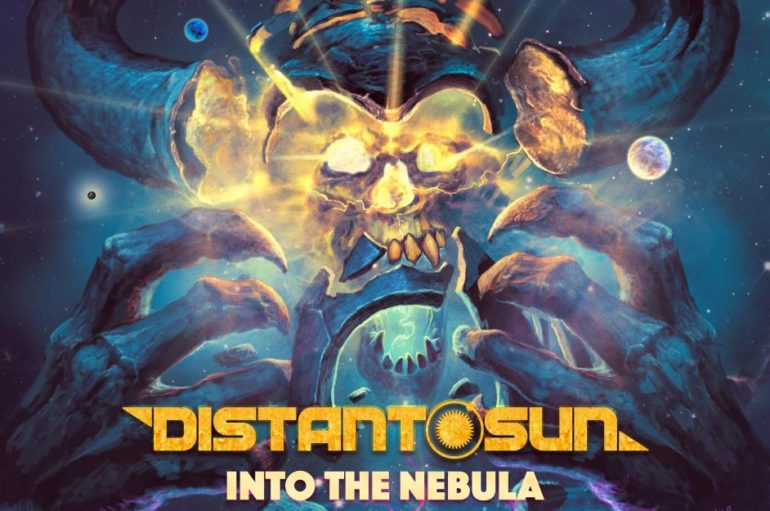 Distant Sun «Into The Nebula» (2016)