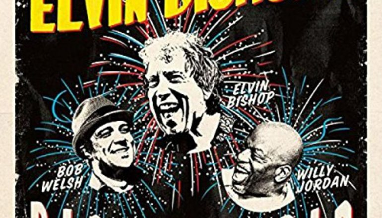Elvin Bishop «Elvin Bishop's Big Fun Trio» (2017)