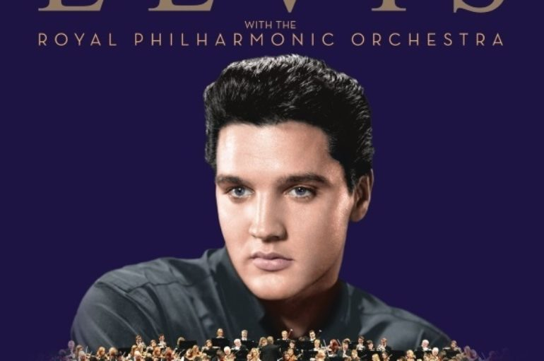 Elvis Presley «The Wonder of You: Elvis Presley with the Royal Symphonic Orchestra» (2016)
