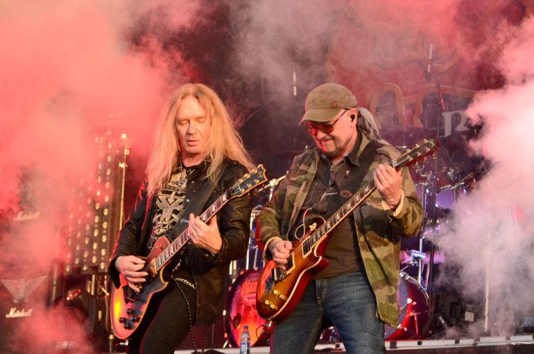 Sweden Rock Festival-2017: Часть 2. В объятьях хэви-метала