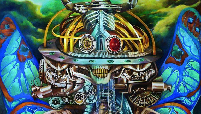 Sepultura «Machine Messiah» (2017)