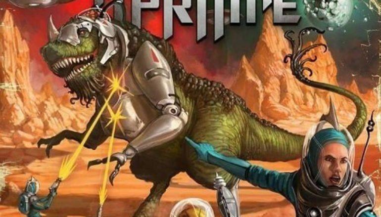 """Helion Prime """"Helion Prime"""" (2017)"""