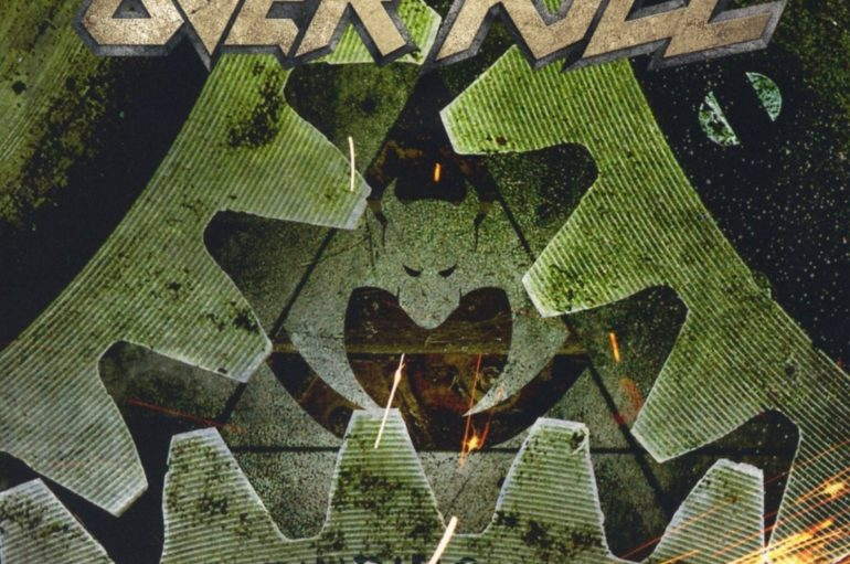 "Overkill ""The Grinding Wheel"" (2017)"
