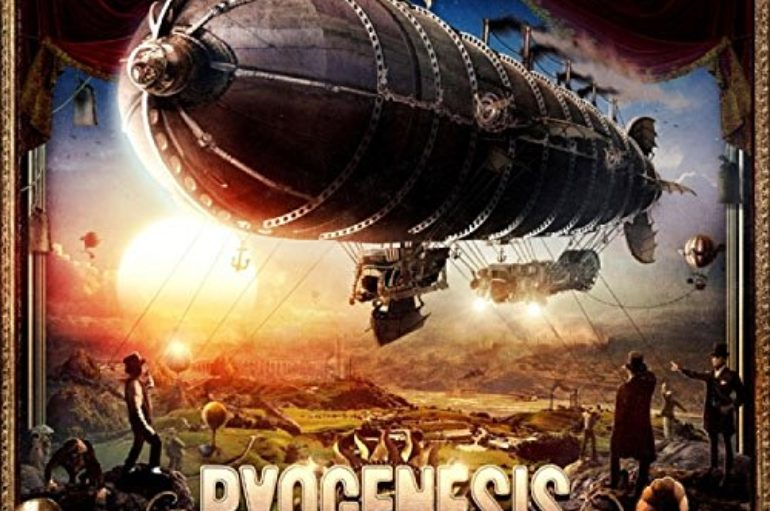 "Pyogenesis ""A Kingdom to Disappear"" (2017)"